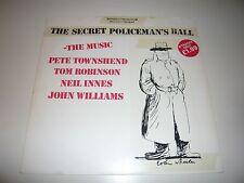 "Secret Policeman's Ball 12"" Vinyl Record Pete Townshend The Who Tom Robinson"