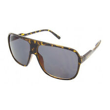 Designer Tortoise Sunglasses Fashion Retro UV400 police Aviator Plastic Frame