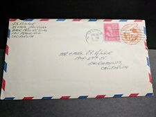 Ship SS CAPE SAN DIEGO WWII Naval Cover 1945 SEATTLE-HONOLULU, HAWAII w/ letter