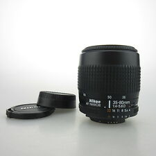 Nikon AF Nikkor 35-80mm 1:4-5.6 d objetivamente/lens