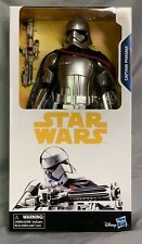 STAR WARS CAPTAIN PHASMA 11.5 inch with Blaster - NEW!!!