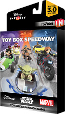 Disney Infinity 3.0 Toy Box Speedway Expansion Game PS4 Xbox 360 Nintendo Wii