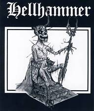 Hellhammer - Apocalyptic Raids - Aufkleber  Sticker - Neu - Celtic Frost