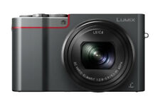 Panasonic Lumix Tz100 Digital Camera in Silver