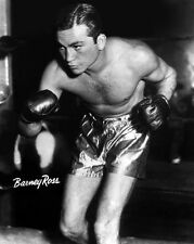 Boxing Champion BARNEY ROSS Glossy 8x10 Boxing Photo Lightweight Poster Portrait