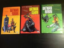 Batman & Robin Grant Morrison Deluxe Edition Hardcover Vol. 1 2 3 - New OOP