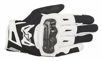 ALPINESTARS  SMX-2 AIR CARBON V2 GLOVE BLACK WHITE L