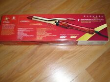 Andis Elevate Nano-Silver Gold Infused Curling Iron Size 1  Model # C1-24E