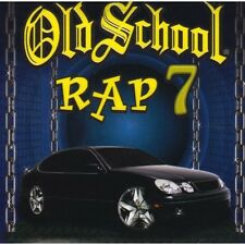 Vol. 7-Old School Rap - Old School Rap (2002, CD NIEUW)