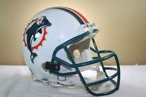 Vtg Riddell Dan Marino Custom WD2 Team Issue Football Helmet MIAMI DOLPHINS 123