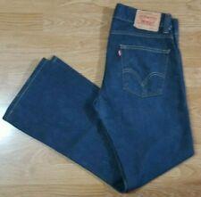Levis 512 Jeans Denim Bootcut Size W32 L32