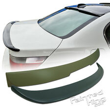 2004-2010 BMW E60 5 Series A Style Roof Spoiler & A Style Boot Trunk Spoiler
