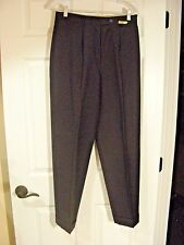 Ladies Slacks - ConradC - Purple - 100% Wool, fully lined - Size 12