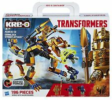 KRE-O Transformers A6955 Grimlock Street Attack Age of Extinction Hasbro