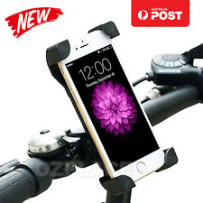 Universal Motorcycle Bicycle Bike MTB Handlebar Mount Holder For GPS Smart Phone