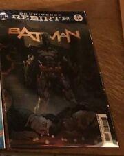BATMAN 22 LENTICULAR VARIANT THE BUTTON Tom King Jason Fabok Doomsday Clock