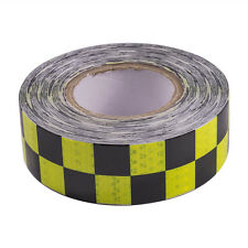 Reflective Safety Warning Conspicuity Tape Sticker Roll Film Trailer Camper 1PCS