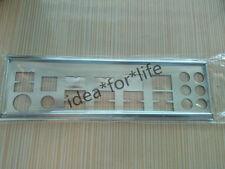 NEW I/O SHIELD BLENDE for GigaByte GA-MA770-UD3P #T2791 YS
