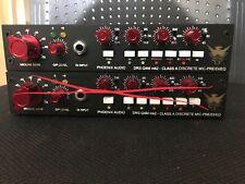 Phoenix Audio DRS Q4M MkII mic preamp eq di