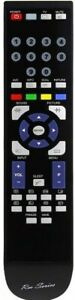 Remote Control Compatible with Hannspree / Swisstec / UMC TVs (as listed below)