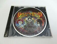 Grateful Dead Bob Dylan Dylan & The Dead CD Picture Disc 1989 Rick Griffin Train