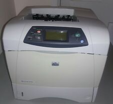 HP LaserJet 4200N Printer 175k Page Count. W/used Toner.