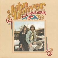 John Denver - Back Home Again [New CD]