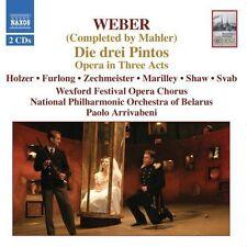 Paolo Arrivabeni - Die Drei Pintos [New CD]