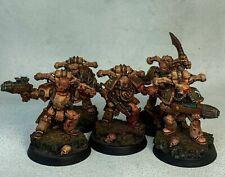 OOP Rogue Trader Death Guard Plague Marine Squad Painted Warhammer 40k