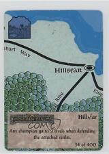 1994 Spellfire: Master the Magic First Edition Base #34 Hillsfar Gaming Card 0b5