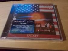 Tangerine Dream - Encore   REMASTERED (+2 BONUS TRACKS)  CD  NEU  (2019)