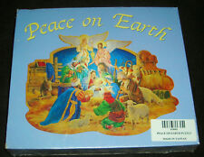 "CHRISTMAS JESUS NATIVITY SCENE PEACE ON EARTH 24"" X 32"" 1000 PIECE JIGSAW PUZZLE"