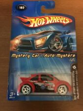 Hot Wheels 2005 Mystery Car Series Volkswagen New Beetle Cup w/ Real Rider Tires