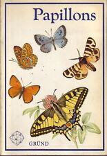Papillons ! Guide des papillons ! Novak ! 1985 !