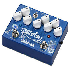 Wampler Brad Paisley Drive Deluxe Overdrive