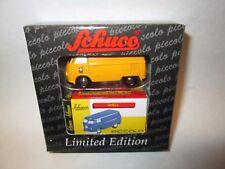 Schuco Limited Edition Piccolo VW Kastenwagen Volkswagen Bus PTT 01328