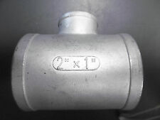 """T-Stück Gewindefitting 3xIG AISI 316 (2""""X1"""")"""