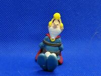 Figurine Asterix Plastoy 1997 Cacofonix Assurancetourix Tied Up
