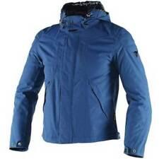 Giacche blu marca Dainese per motociclista