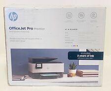 HP OfficeJet Pro Premier All-in-One Wireless Printer Plus Smart Tasks (1KR54A)