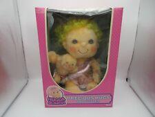 Vintage Hugga Bunch Precious Hugs and Fluffer 1984 Kenner Nib! Stuffed Doll