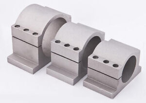 62-125mm Diameter Spindle Motor Mount Bracket Clamp for CNC Engraving Machine