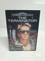 THE TERMINATOR - SEGA MegaDrive (MD) Mega Drive (1992) complete with manual