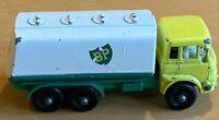Vintage Matchbox Lesney Regular Wheels No 25 Bedford BP Petrol Tanker