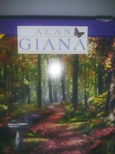 Alan Giana Artist Collection 1000 Piece Jigsaw Puzzle Path In The Forest New