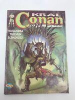 KING CONAN #9 - Foreign Comic Book - 2000s - VERY RARE - BARBARIAN - 7.0 FN/VF