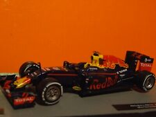 2016 F1 Max Verstappen  Red Bull RB12  1:43 Scale