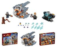 LEGO Constructing Building Kit Marvel Avengers Infinity War Thor Weapon Quest