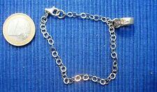 B17 Bracelet Argent Massif 925 Breloque Amore Love Lot Bijou