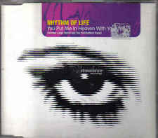 Rhythm Of Life-You Put Me In Heaven With Your Touch cd maxi single